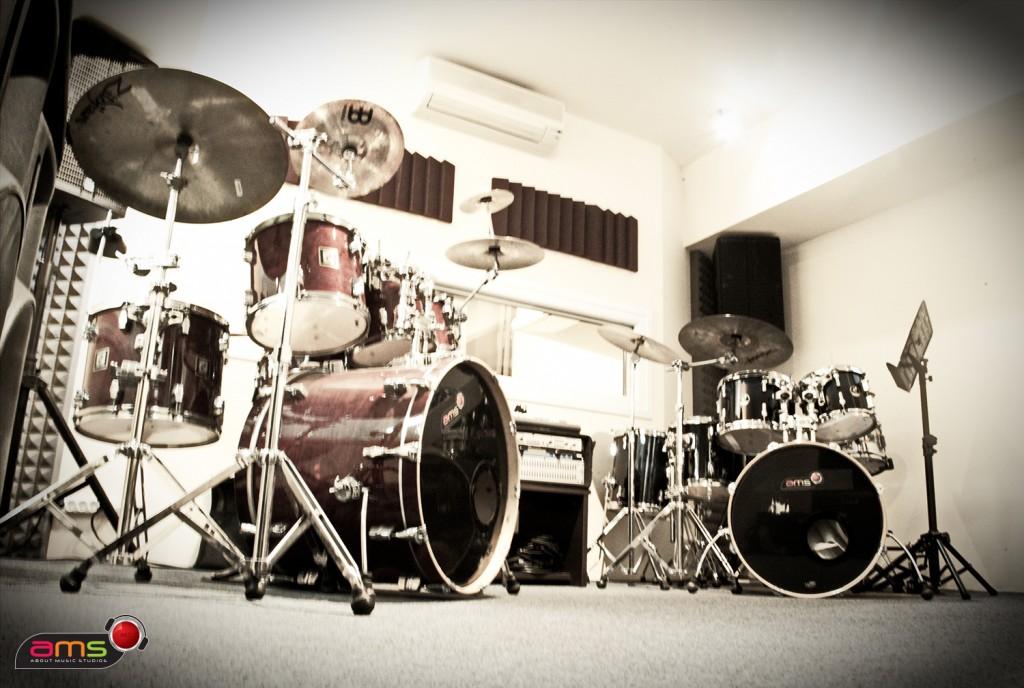 μαθήματα drums Θεσσαλονίκη