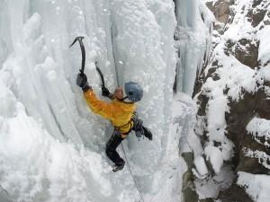 3. Ορειβασία στον πάγο