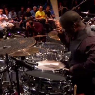 Chris Coleman Modern Drummer Festival 2010