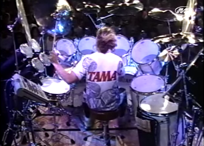 Simon Phillips  σεμινάριο 1991